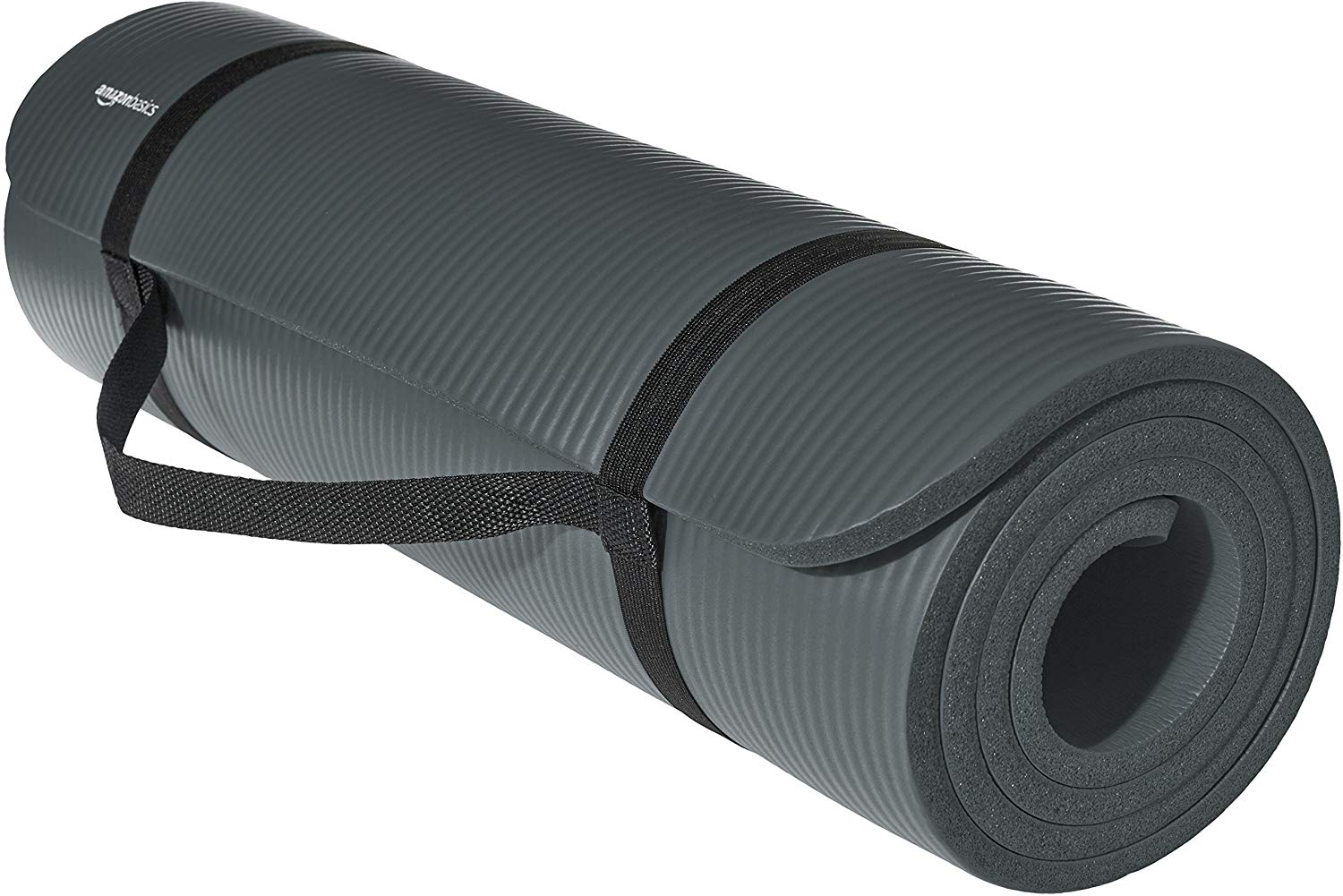 Amazonbasics 1 2 Inch Extra Thick Exercise Mat Compleo Physical Therapy Wellness